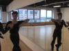 Tanz vor dem Spiegel