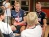 SVG-Lüneburgs Top-Volleyballer selber Interviewen