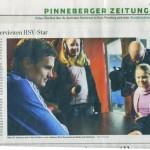 08. Dez. 2010 - Hamburger Abendblatt/Pinneberger Zeitung