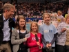 Die Wedeler SportXperten und Projektleiter Christof grinsen um die Wette.