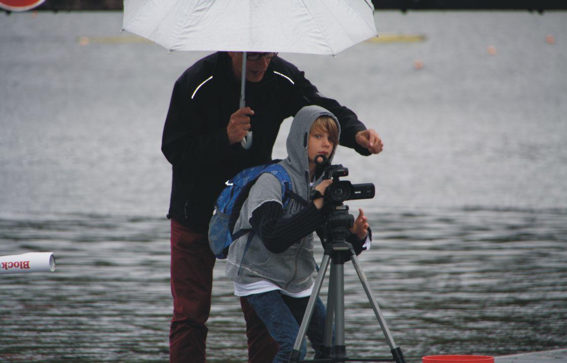 Regie und Kamera