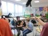 Übungen mit Kamera und Tonangel