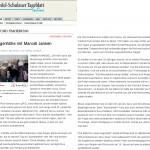 Wedel-Schulauer Tageblatt 23. Dez. 2010